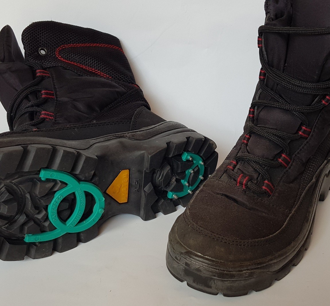 Ботинки ледоходы
