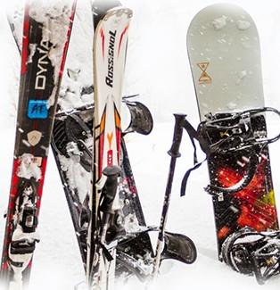 Лыжи/Сноуборд аксессуары