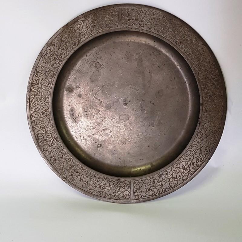 Тарелка - антикварная