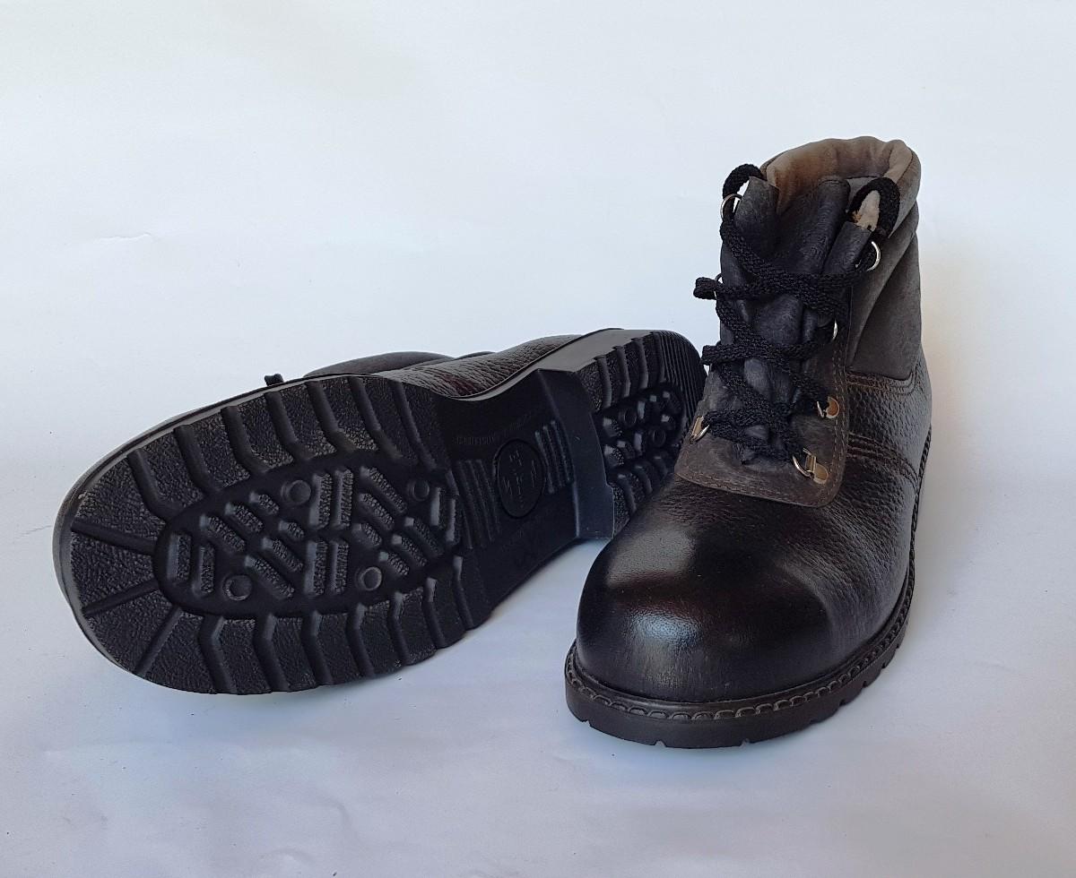 Ботинки (темно-коричневые)
