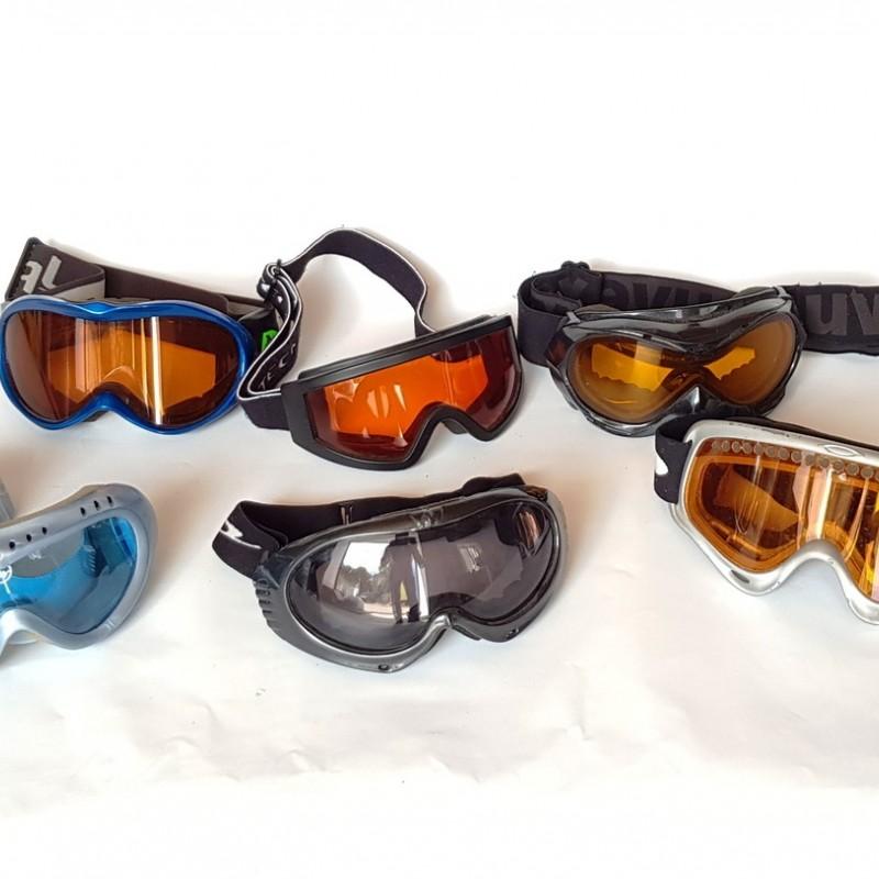 Горнолыжные маски (очки) в ассортименте