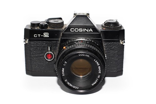 Фотоаппарат Cosina CT-2